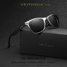 2017 VEITHDIA Polarized Sunglasses Men Aluminum Magnesium Mirror Sun Glasses Goggle Eyewear Accessories Sunglasses For Women V01
