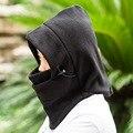 2017 New LASPERAL Face Mask Thermal Fleece Balaclava Women Men Hood Ski Bike Wind Winter Stopper Beanies Outwear Hat Female