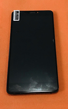 """Used Original LCD Display +Digitizer Touch Screen + Frame for BLUBOO Dual MTK6737T Quad Core 5.5"""" FHD Free Shipping"""