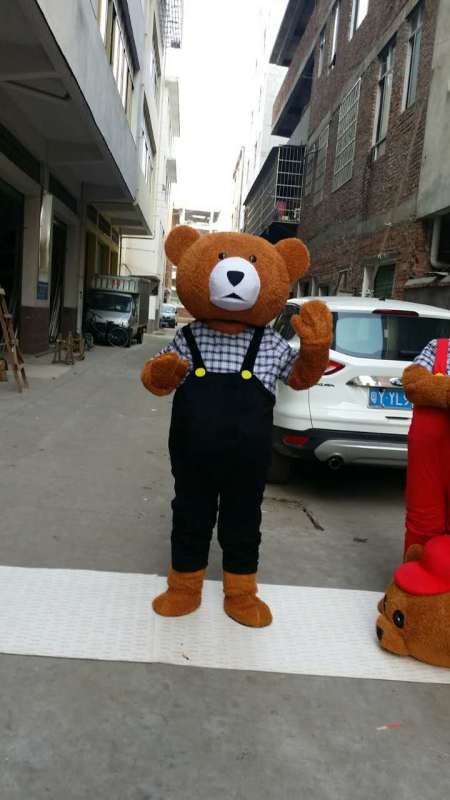 Adult Teddy Bear Mascot Costume Cartoon Character Costumes Adult Mascot Costume Fancy Dress Party Suit шины yellow sea 215 225 235 40 45 50 55r17 18