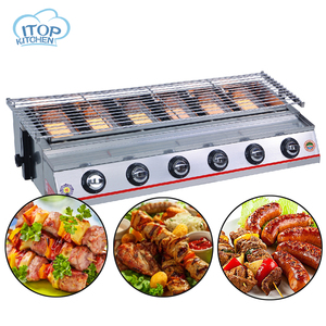 Infrared Burner BBQ Grill Stai