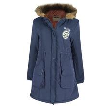 Trendy Women Pullover Jacket Hooded Thicken Warmer Coat Waist Belt Tops Winter Parka Overcoat