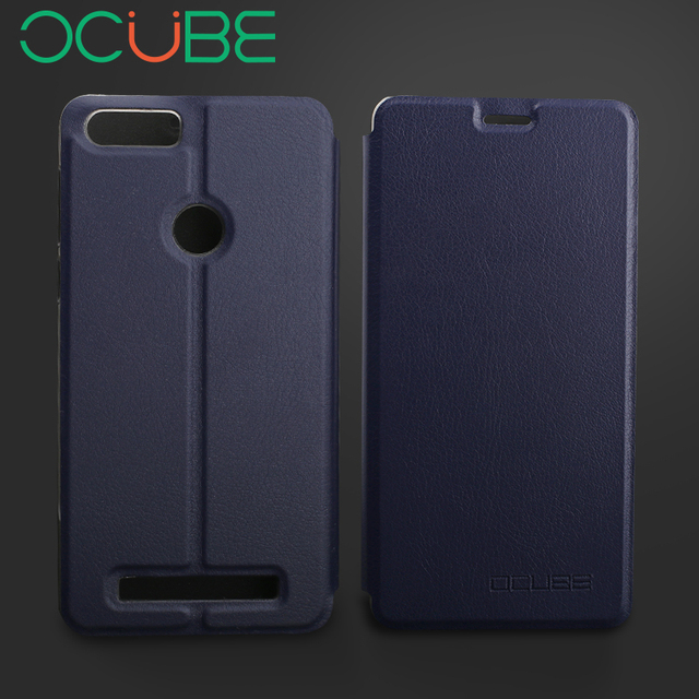 uk availability 2dcda 0a683 US $4.74 5% OFF|Leagoo Kiicaa Power Case Ocube Luxury Stand Style Leather  Flip Case Cover with hard case for Leagoo Kiicaa Power 5inch Phone-in Flip  ...