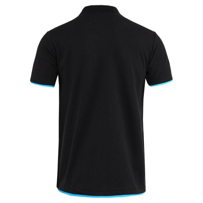 Mens Polo Shirt Brands Clothing short Sleeve Summer Shirt Man Black Cotton Polo Shirt Men Plus Size Polo Shirts 43