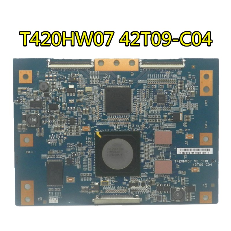 Main Board Power Board Circuit Logic Board Constant Current Board Led 42760x Motherboard Juc7.820.00042452 Screen T420hw07 Audio & Video Replacement Parts