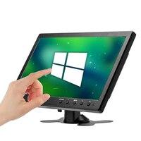 10.1 inch Touch screen LCD monitor full HD HDMI LED screen display ecran pc with AV/VGA/HDMI/USB/Speaker For CCTV PC Gaming