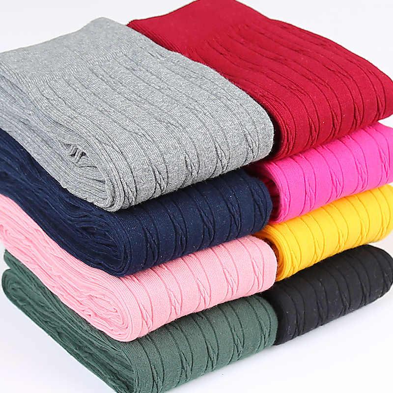 Sỉ Mùa Xuân, Mùa Thu Cotton Mềm Mại Thoải Mái Cho Bé Gái Quần Legging Quần Trẻ Em Quần 1-12 Năm Trẻ Em Quần Legging Cho Bé Gái