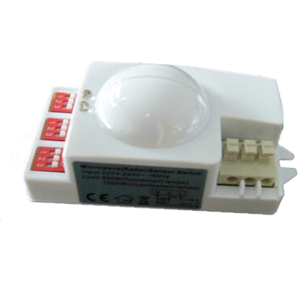 BECOSTAR Microwave Radar sensor for LED lighting max 200w