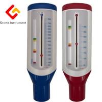 Portable Spirometer Adult Children Peak Speed Meter Expiratory Peak Flow Meter For Monitoring Lung Breathing Function