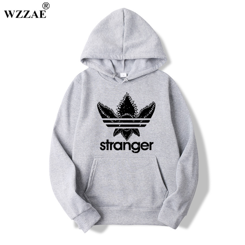 18 Brand New Fashion Stranger Things Cap Clothing Hooded Sweatshirt hoodies Men/Women Hip Hop Hoodies Plus Size Streetwear 14