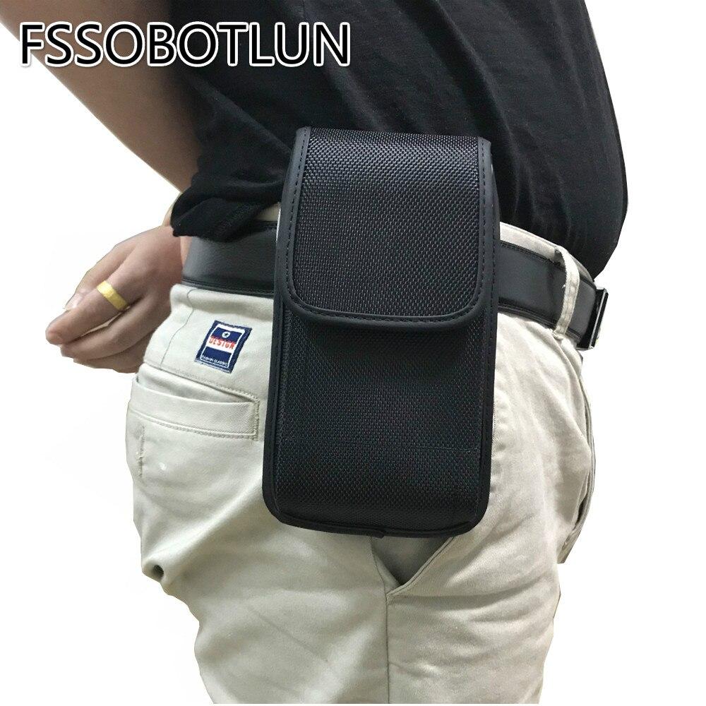 Pour Blackview S6/BV7000 Pro/BV6000/BV5000/BV6000T/BV8000 Pro/BV9000 Pro/P2 E7 E7S R6 Hanche ceinture Taille Sacs Couverture de Téléphone cas