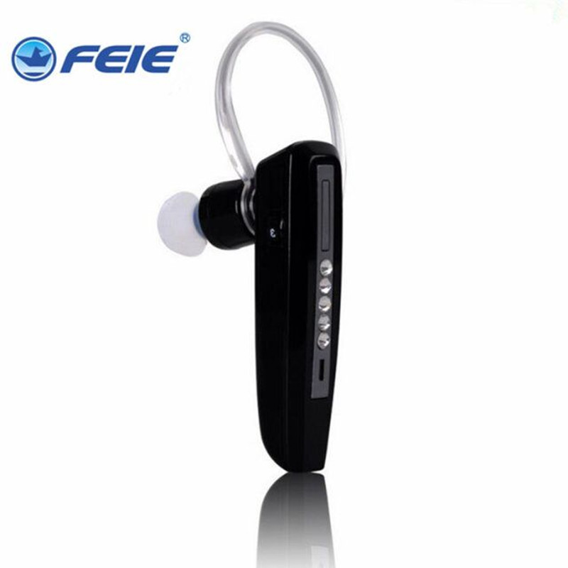 ФОТО Hearing Aid Rechargeable BTE S-101 Earphones Deaf Cheap Hearing Aids Bluetooth Style  for The Elderly