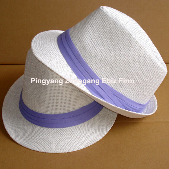 2015 fashion purple violet ribbon band summer Unisex straw pamana hat men  fedora hat -in Fedoras from Apparel Accessories on Aliexpress.com  edc7b4e4bd1