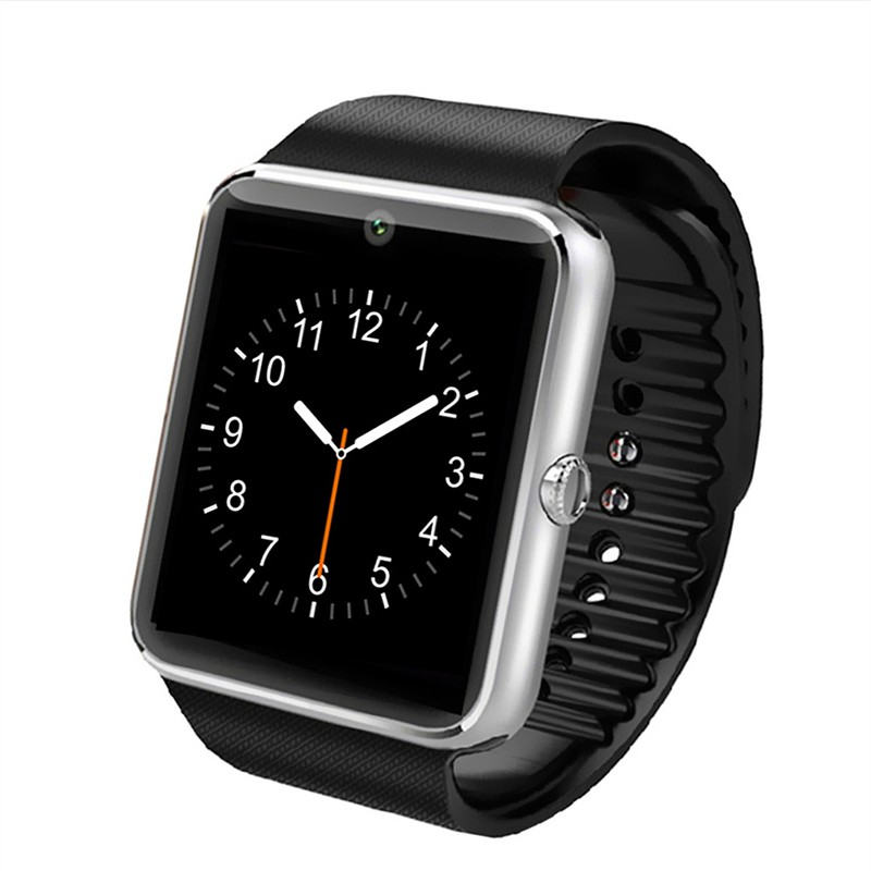 CT08 Rugged Smart Watch HD Remote Camera Video Recording SIM Card Call Bluetooth Smart Watch For IOS And Android 1 6 screen stainless steel bluetooth 3 0 sim camera hd dv recording pedometer 4g memory smart watch phone security msn p20
