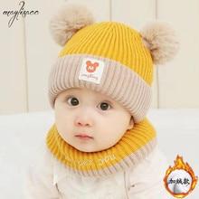 Maylisacc Mickey niño invierno sombrero bebé 3-36Month sombrero del bebé  Otoño e Invierno de 2d694fba695