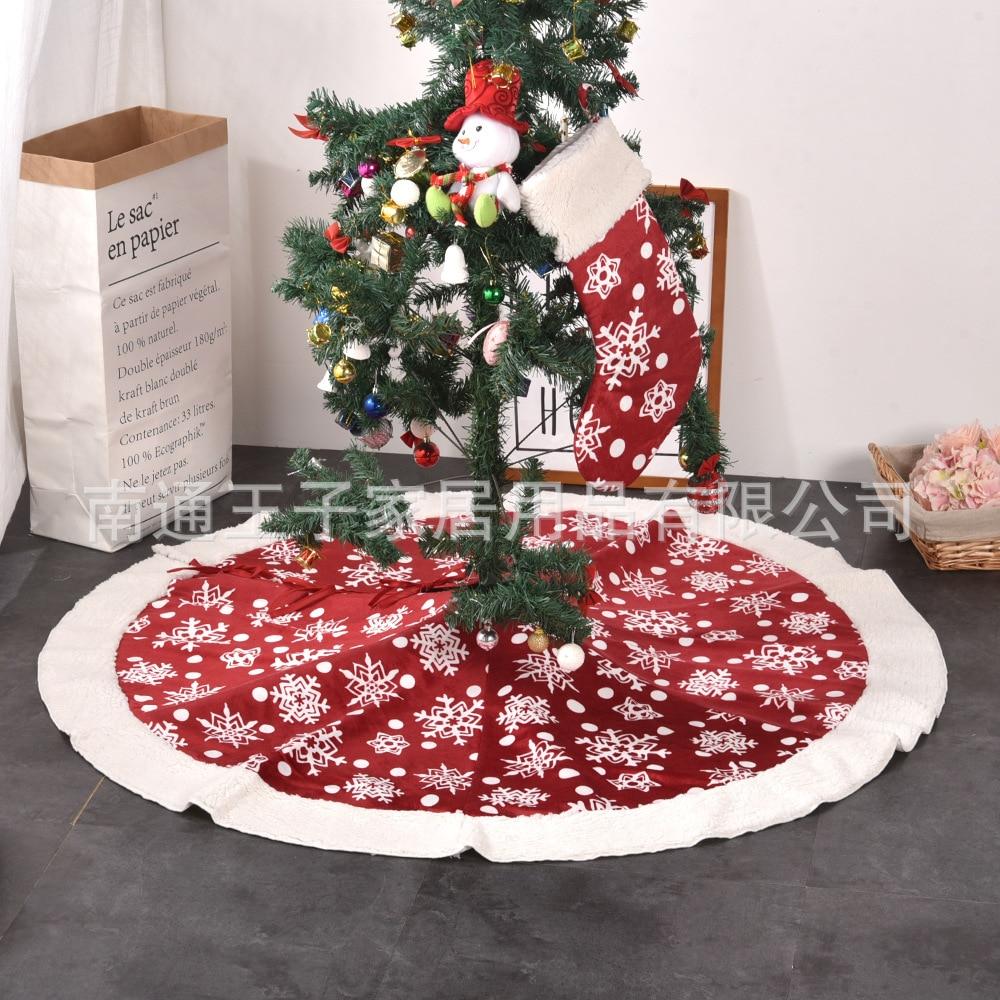 Medusa 2018 outlet cashmere Christmas decoration Christmas tree ...