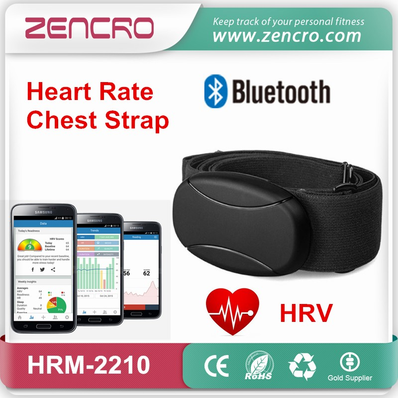 wireless HRV heart rate chest belt