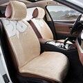 Coche-cubiertas de coches accesorios car-styling cubierta de asiento de piel cubierta de asiento de coche universal megane 2 plumero escénica priora 2 chispa cerato MIni
