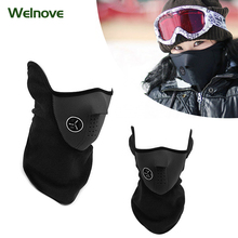 Multi-Protective Breathable Half Face Mask Winter Mask Protector Full Cover From Nose To Neck Z79701
