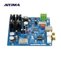 2017 ES9018MK2 SA9023 Decode Board USB DAC Stereo Digital Audio DAC Decoding COAXIAL OUT External Sound