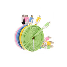 MOSUNX Micro USB Cable Data Sync Charger Cord Fabric For Android Phone 1M Futural Digital New Drop Shipping F35
