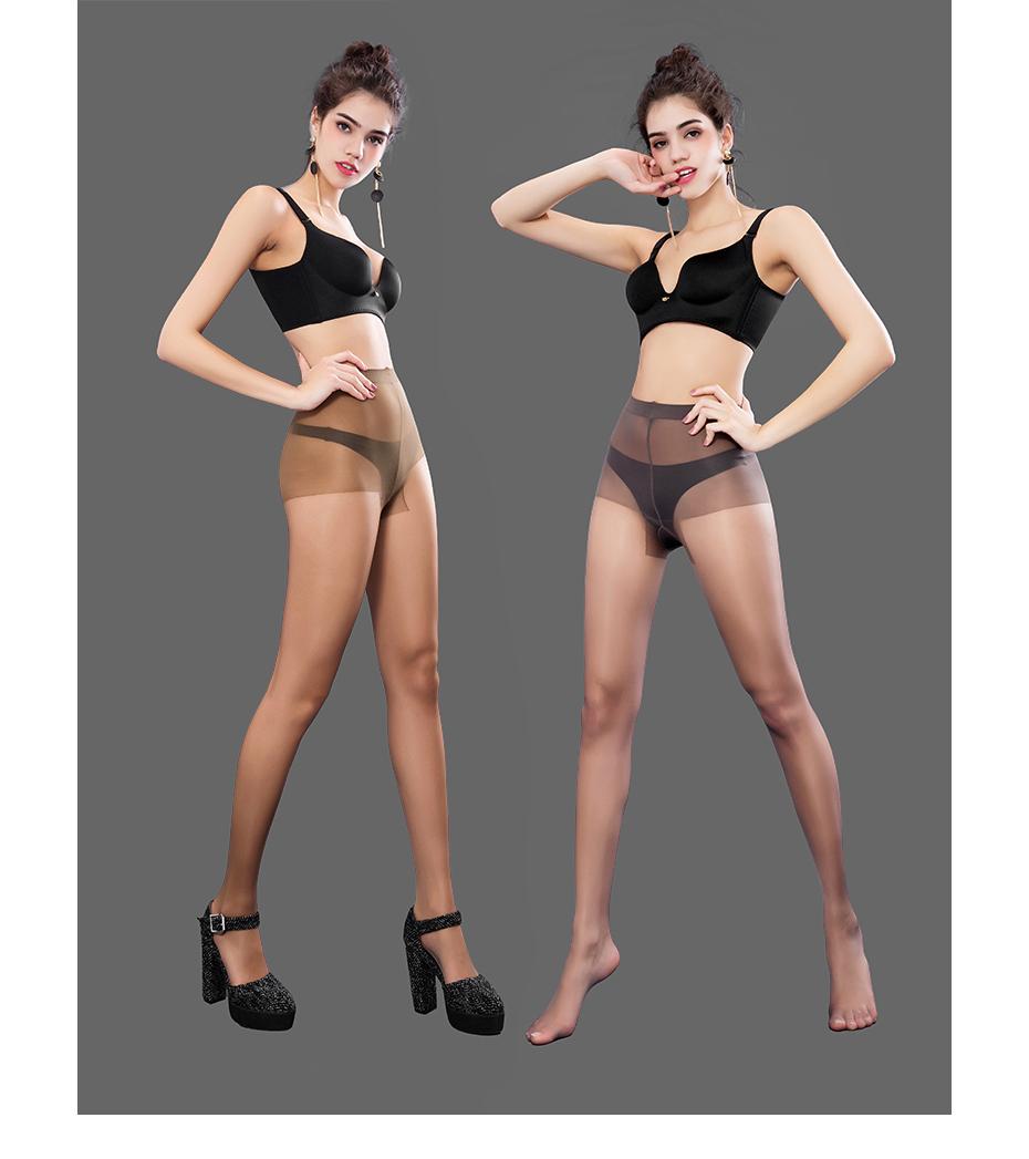Õhukesed mustad või nahatooni sukkpüksid