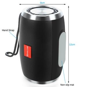Image 4 - Bluetooth Колонка TOPROAD портативная с поддержкой TF карт и FM радио