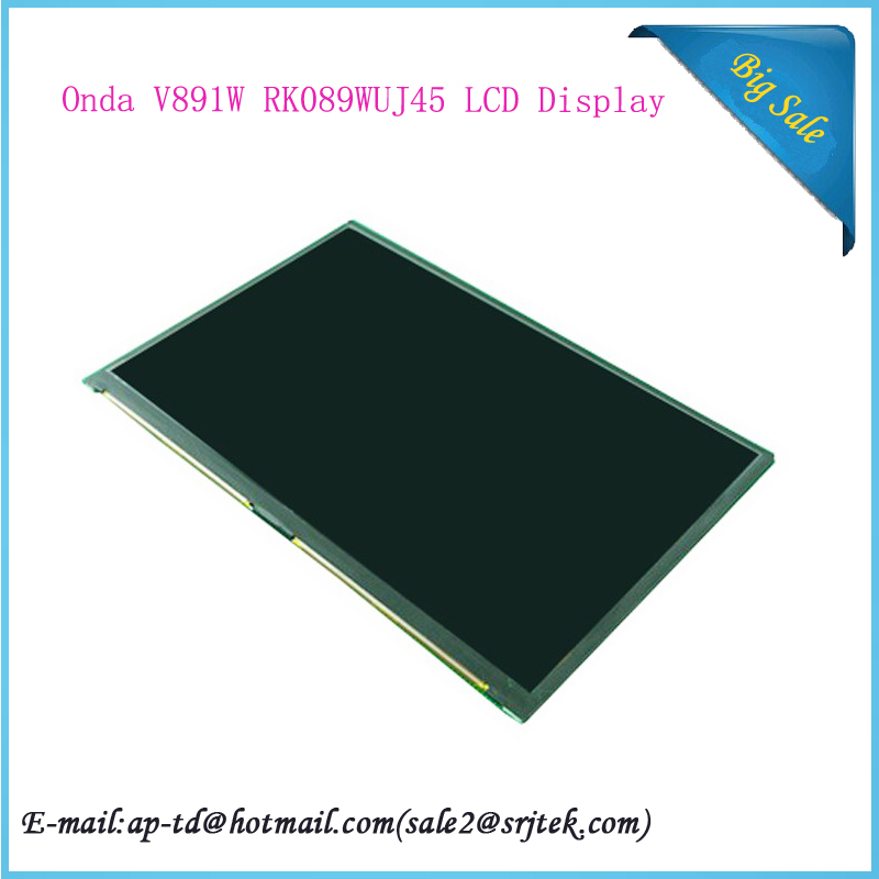 ФОТО New 8.9 inch for Onda V891W RK089WUJ45 IPS 1920 * 1200 tablet pc LCD screen Display Repairment Parts