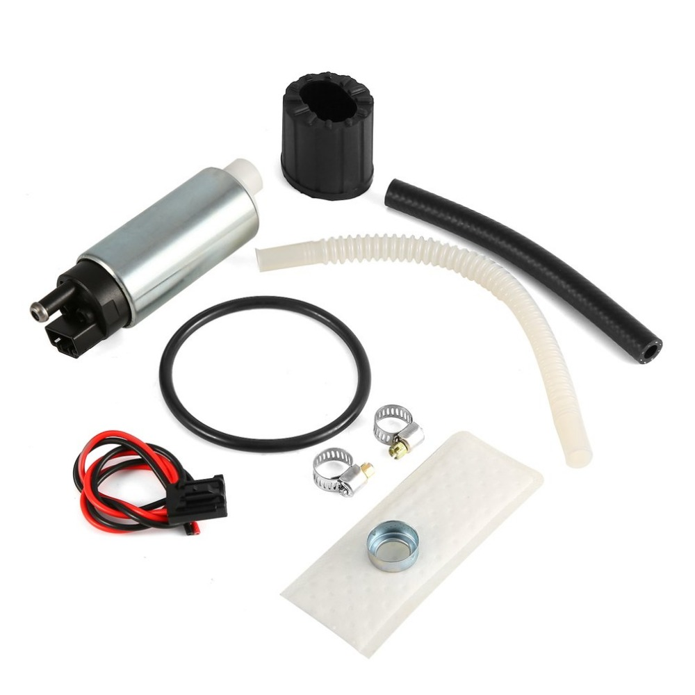 High Performance Walbro 255 LPH Intank Electric Fuel Pump Replacement High Pressure Walbro Fuel Pump GSS343