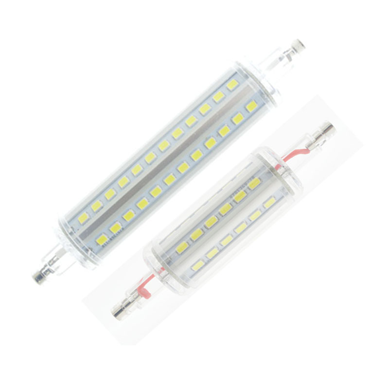 30w 15w 118mm 78mm r7s led dimmable Instead of 150w 300w halogen