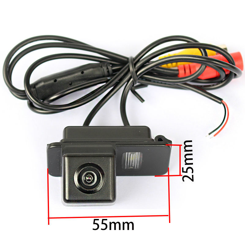 GreenYi Intelligent Trajectory Vehicle Backup Camera for Chevrolet Aveo Trailblazer Cruze Wagon Opel Mokka Cadillacs SRX CTS 4