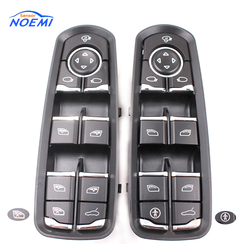 YAOPEI Front Door Window Switch For Porsche For Panamera For Cayenne Macan 7PP959858RDML 7PP959858MDML презервативы durex invisible ультратонкие 12шт