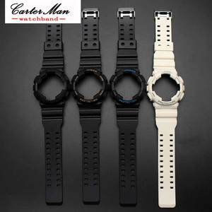 Silicone Rubber Watch Band Acc