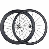 38 60mm Carbon Wheelset 700C Carbon Road Bicycle Wheels Tubular 25mm Width Road Bike Carbon Wheels