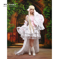 2016 New Fashion Sweet Chii Chobits Cosplay Costume For Halloween Party Musical