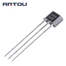 20PCS NEW A3144 A3144E OH3144E Hall Effect Sensor