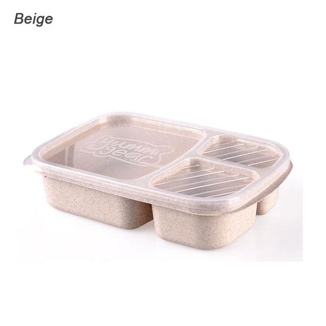 Beige Cheap bento boxes 5c6479e2ef2b9