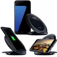 Vertical Wireless Charger Fast Charge EP NG930 For Samsung S7 Note5 N9200 S6 Edge