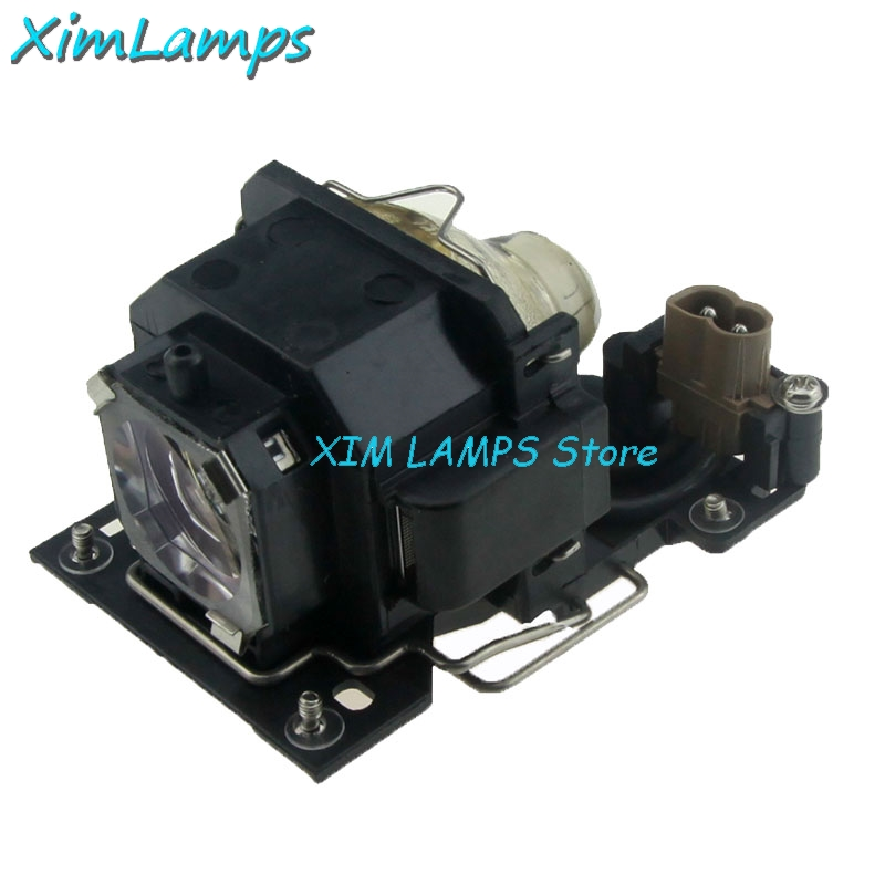 XIM LAMPS DT00781 Compatible Projector Lamp With Housing For HITACHI CP-RX70 X1 X2WF X4 X253/X254,ED-X20EF/X22EF,MP-J1EF compatible projector lamp bulb dt01151 with housing for hitachi cp rx79 ed x26 cp rx82 cp rx93