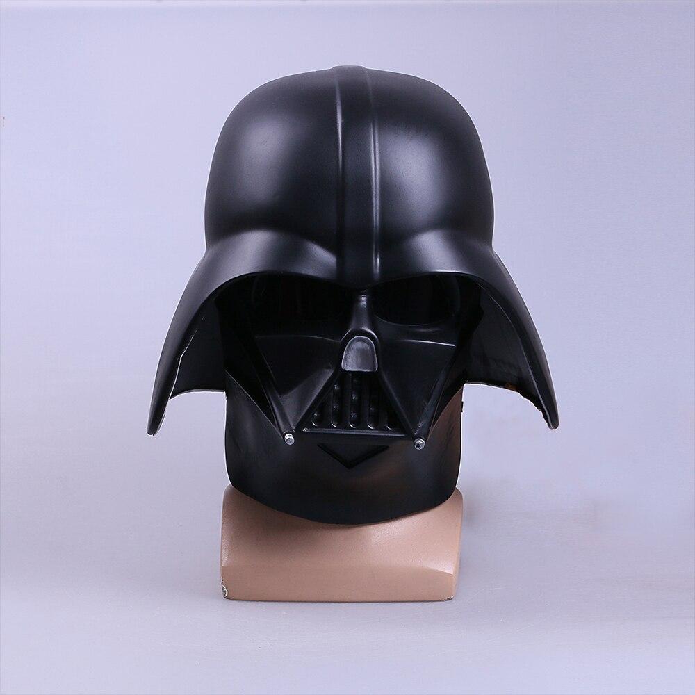 Casque Star Wars Costume Cosplay casque dark vador masque PVC fête d'halloween