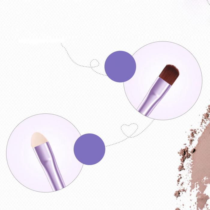 2017 New Hot BIOAQUA 7Pcs Makeup Brushes Set Eye Lip Face Foundation Make Up Brush Kit Soft Fiber Hair Tools Fastshipping WH998 15