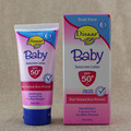 90ml Fragrance-free Very water resistant Hypoallergenic Baby sunscreen lotion
