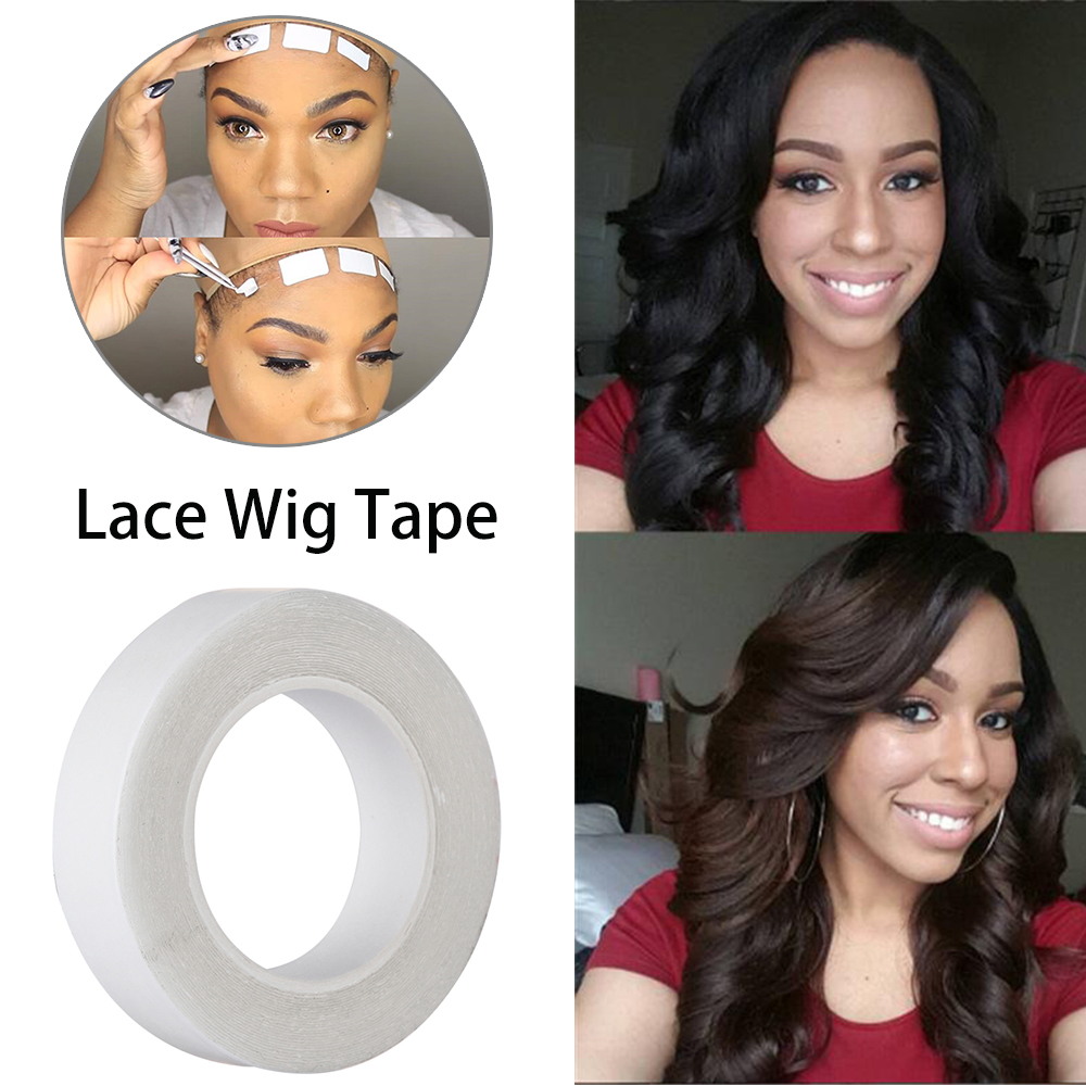 Tools & Accessories 3.0 Metre/ Roll Lace Wig Glue Tape For Hair Extension Double Side Glue Tape Sticky Adhesives Tape Skin Weft Hair Extensions Tool With A Long Standing Reputation