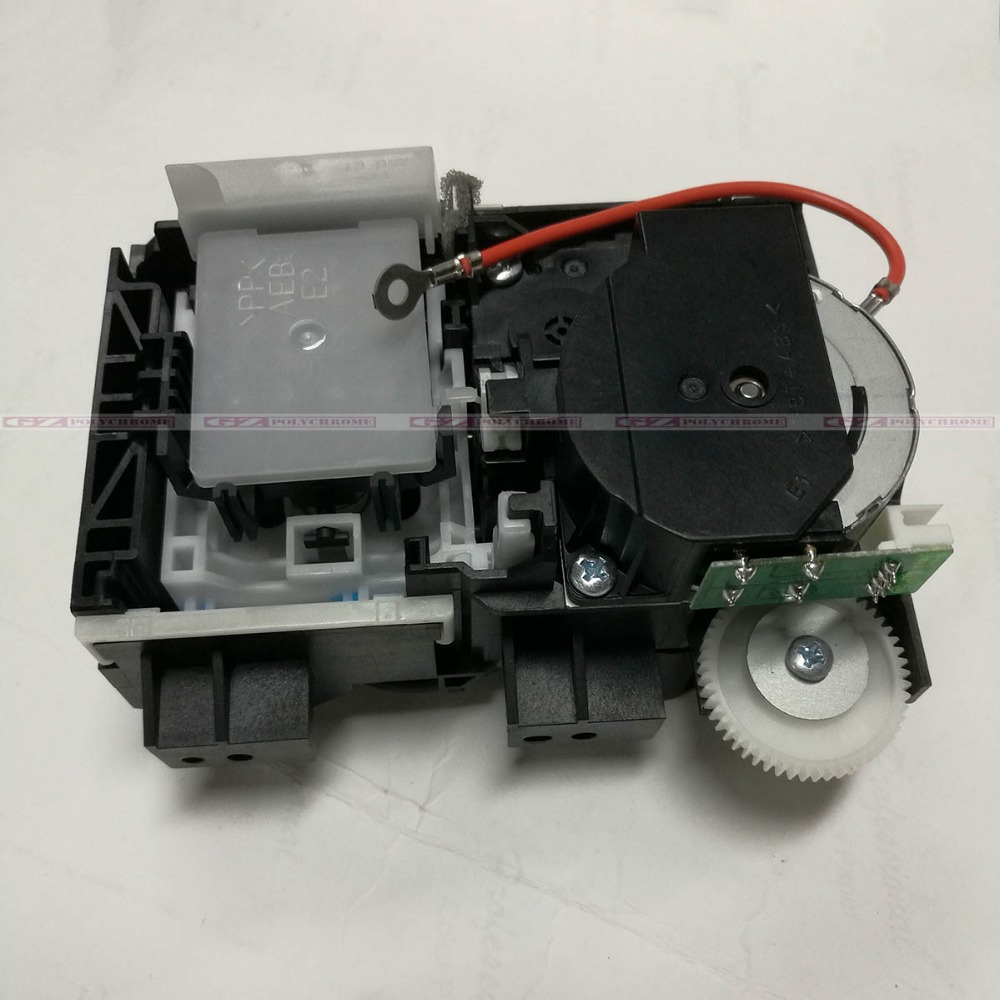 New Original Cap Capping Station Ink Pump Assembly Clean Unit for Epson Stylus Pro 3800 3800C 3850 3880 3885 3890 Printer new and original left ink system assy for epson pro 3890 3850 3800 3880 3890 holder assy ic