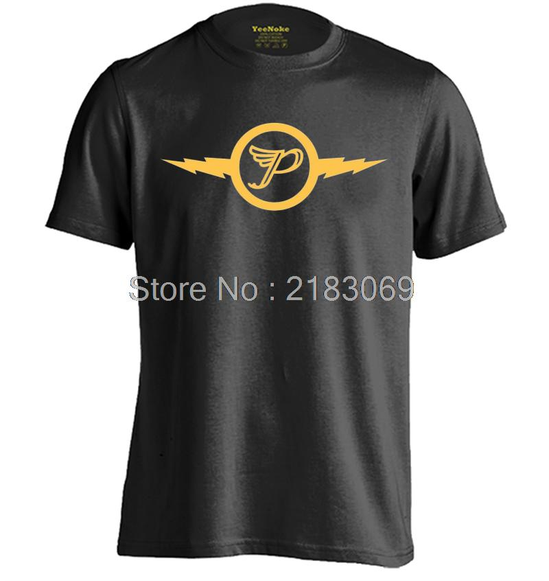 We Will Rock You PIXIES Band logo Mens Womens Short Sleeves Cotton Fashion Cool T Shirt