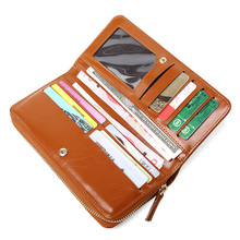 2019 New Female Wallet Woman Purse For Girl Luxury Long And Short Leather Card Holder Women Wallets Ladies Purses Phone Pocket недорого