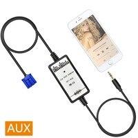 Voiture Stéréo 3.5mm Auxiliaire Audio Adaptateur D'entrée Intégré AUX Jack Mp3 iPod Interface pour Acura RSX (sauf type S) 2002-2006