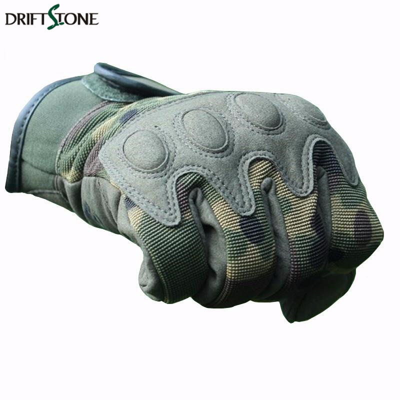 Army Camouflage Tactical Gloves Military Equipment Tactical Gear Airsoft Paintball Mens  ...