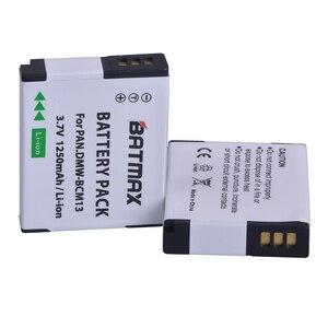 Image 3 - 2 Cái DMW BCM13E BCM13 BCM13 Pin + LCD Sạc cho Panasonic Lumix ZS40/TZ60, ZS45/TZ57, ZS50/TZ70, ZS27/TZ37, TZ41