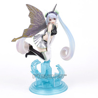 4 Leaves Tony's Heroine Collection Dennou Yousei Aion Laine 1/6 Scale Sexy PVC Pre Painted Figure Model Toy 28cm